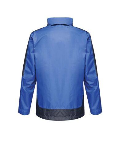 Regatta - Blouson multifonction CONTRAST - Homme (Bleu/ Bleu marine) - UTRW6518