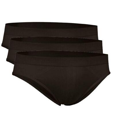 Lot 3 slips pour Homme - noir - ZEUS