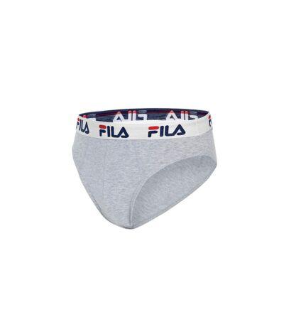 FILA Slip Homme Coton CEINT Souris