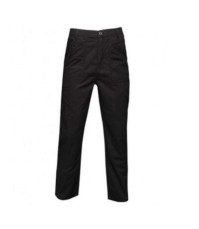 Regatta - Pantalon classique ACTION - Homme (Noir) - UTPC3313