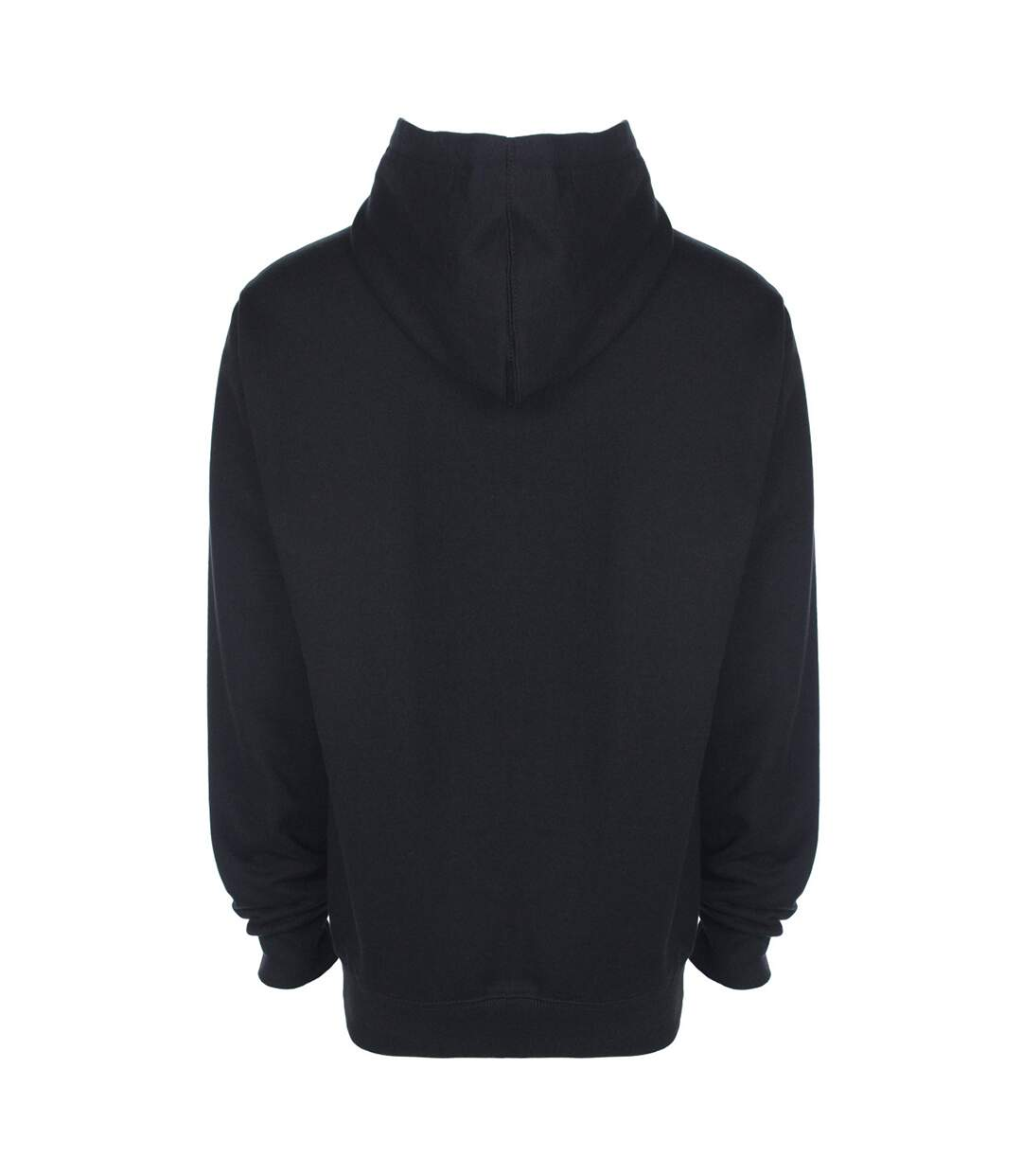 FDM Unisex Tagless Hooded Sweatshirt / Hoodie (Fire Red) - UTBC2031