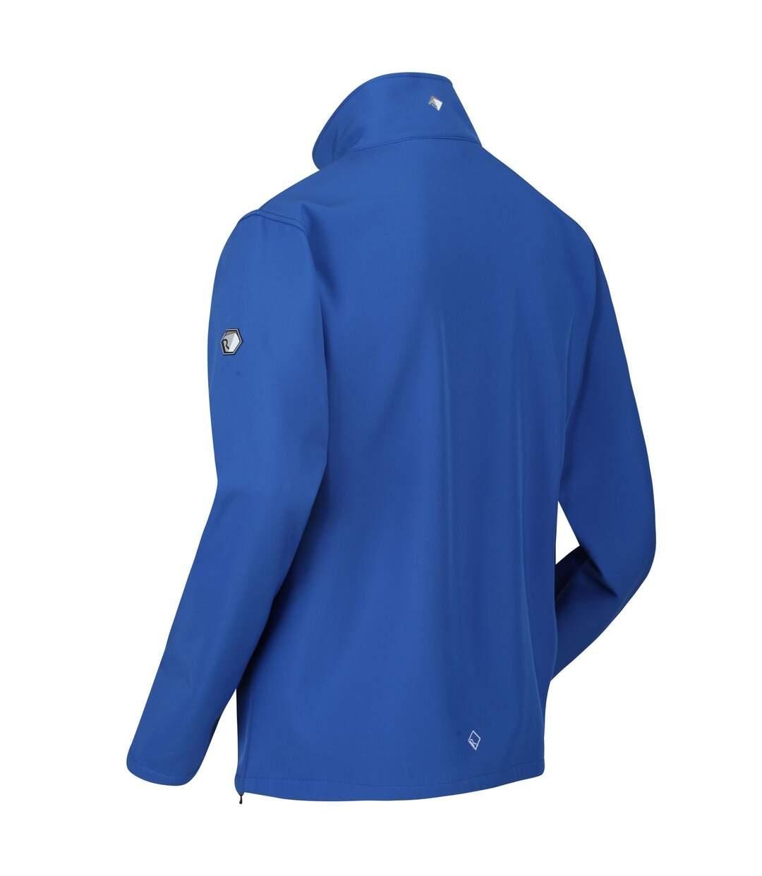 Regatta Mens Cera IV Softshell Jacket (Nautical Blue) - UTRG4918