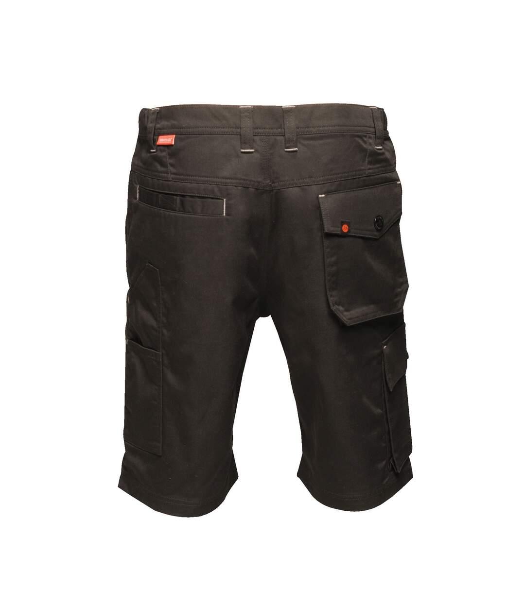 Regatta Mens Heroic Cargo Shorts (Black) - UTRG4527