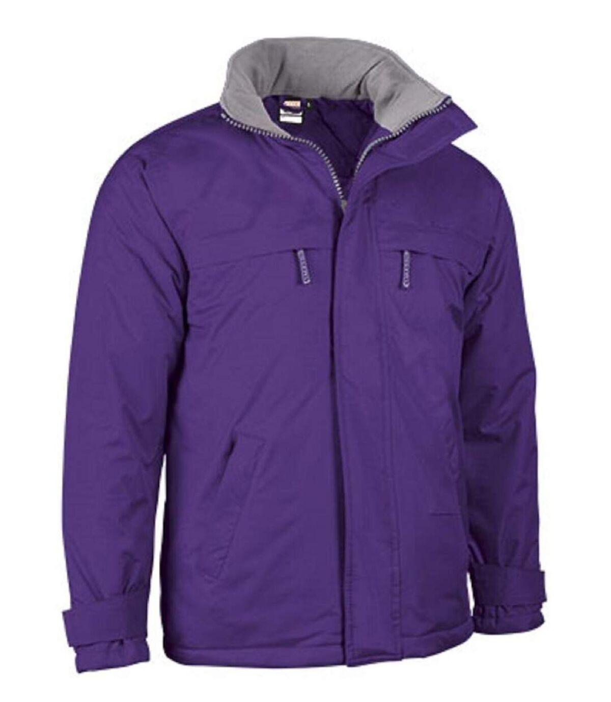 Parka - Homme - REF BOREAL - violet