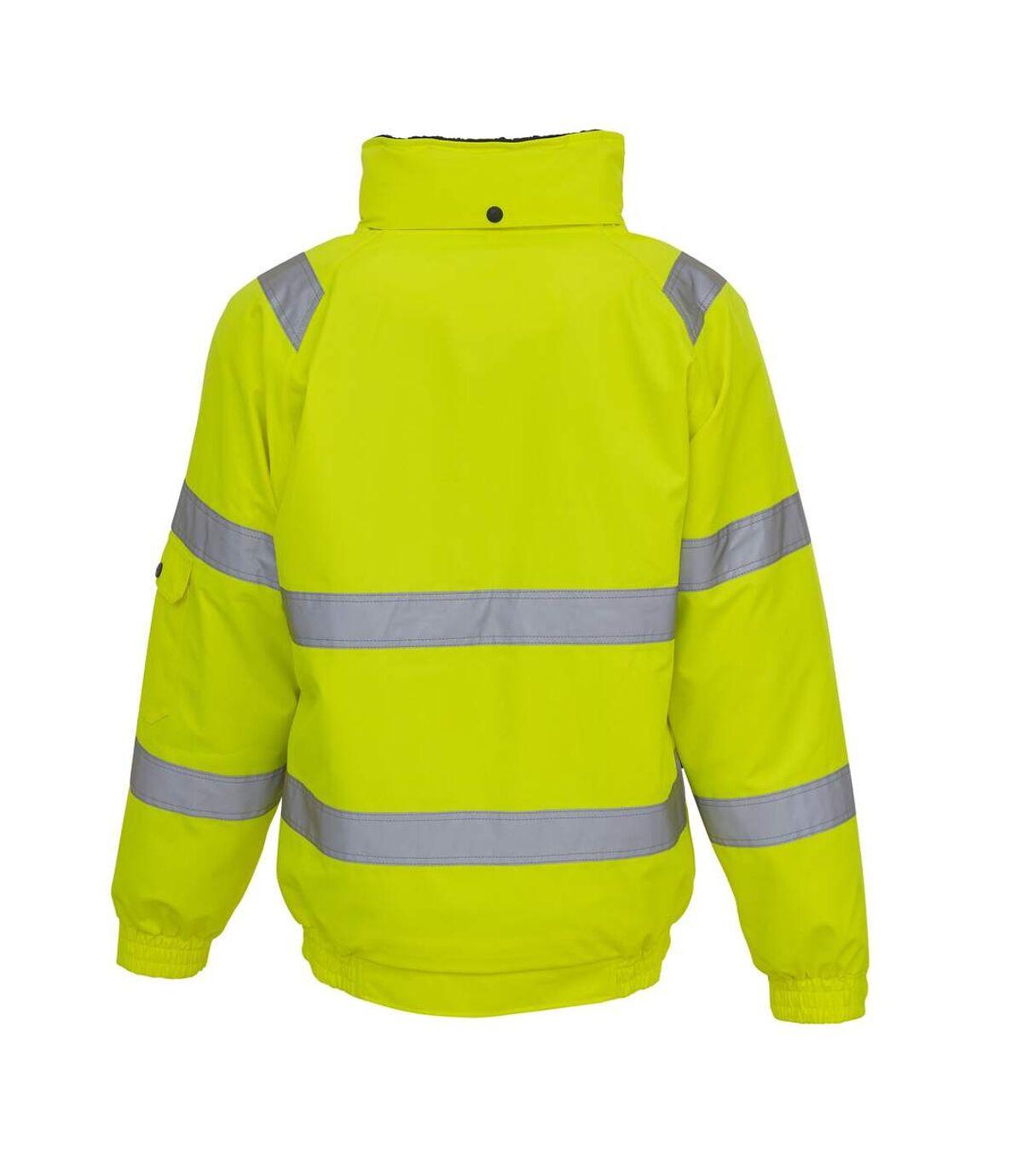 Yoko Fontaine Flight Jacket (Yellow) - UTPC3255