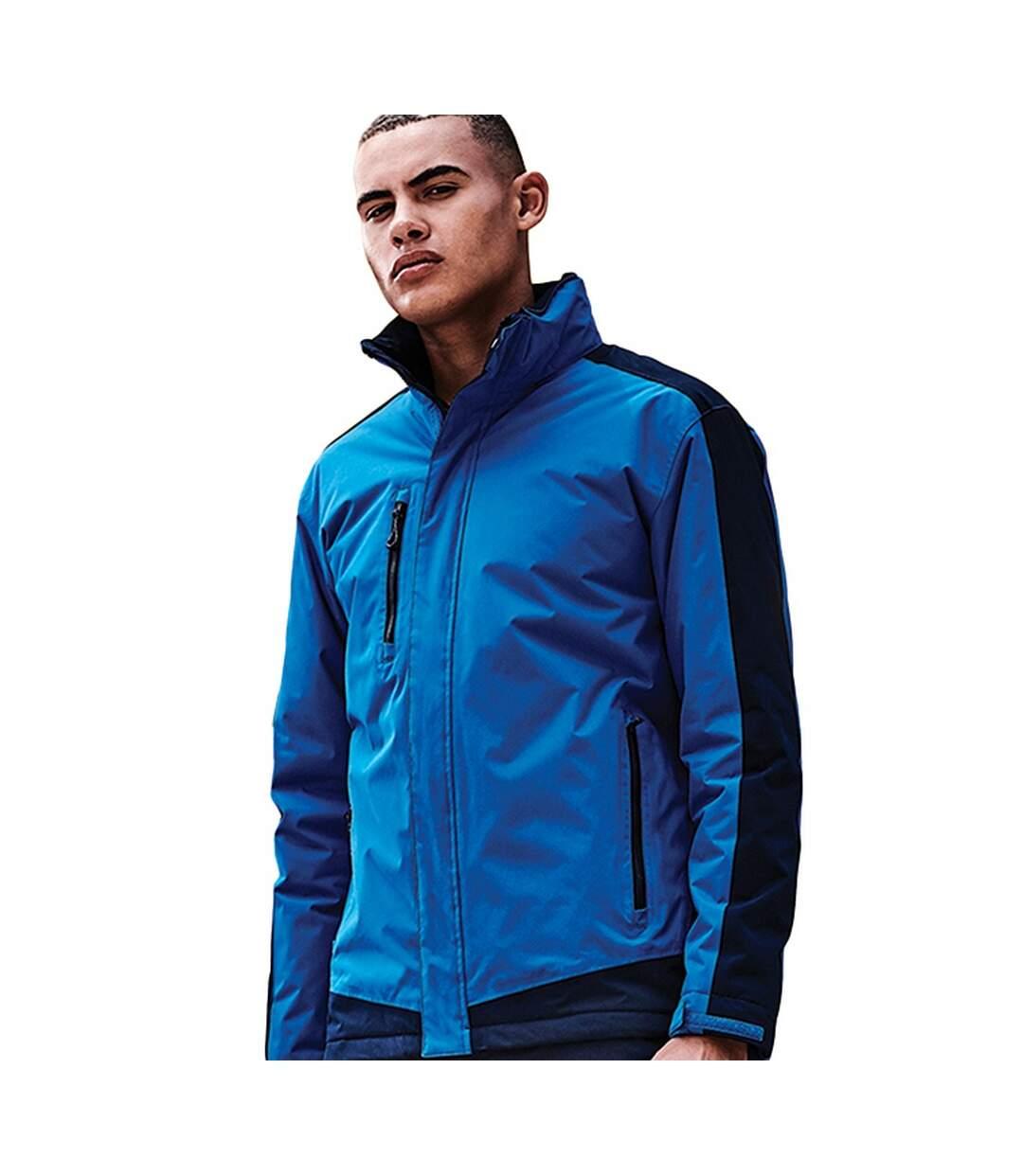 Regatta - Manteau thermique CONTRAST - Homme (Bleu marine / bleu roi) - UTRW6354