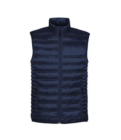 Stormtech Mens Basecamp Thermal Quilted Gilet (Navy) - UTRW5479