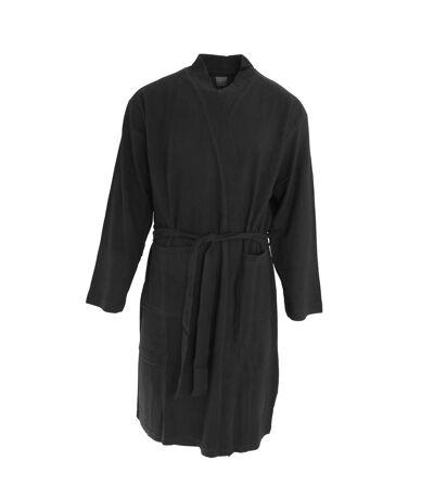 Foxbury - Robe de chambre - Homme (Noir) - UTN1055