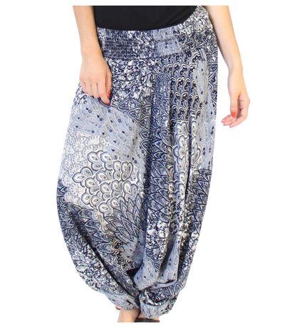Pantalon Sarouel Tacha Coton Du Monde
