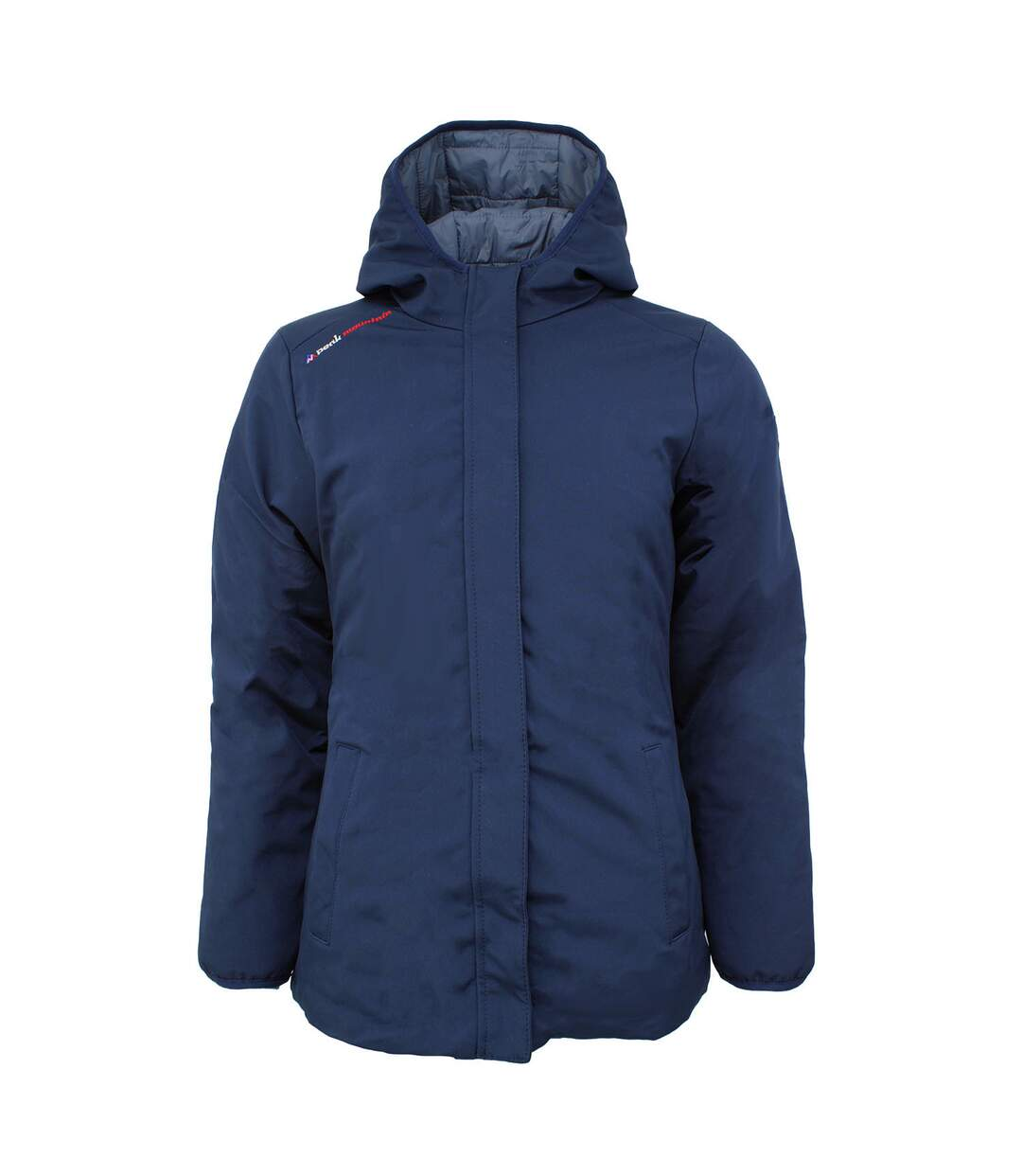 Peak Mountain - Reversible parka ASARIO