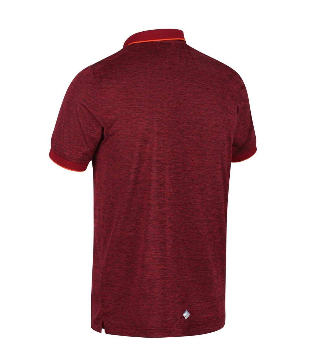 Regatta Mens Remex II Polo Shirt (Delhi Red) - UTRG4217