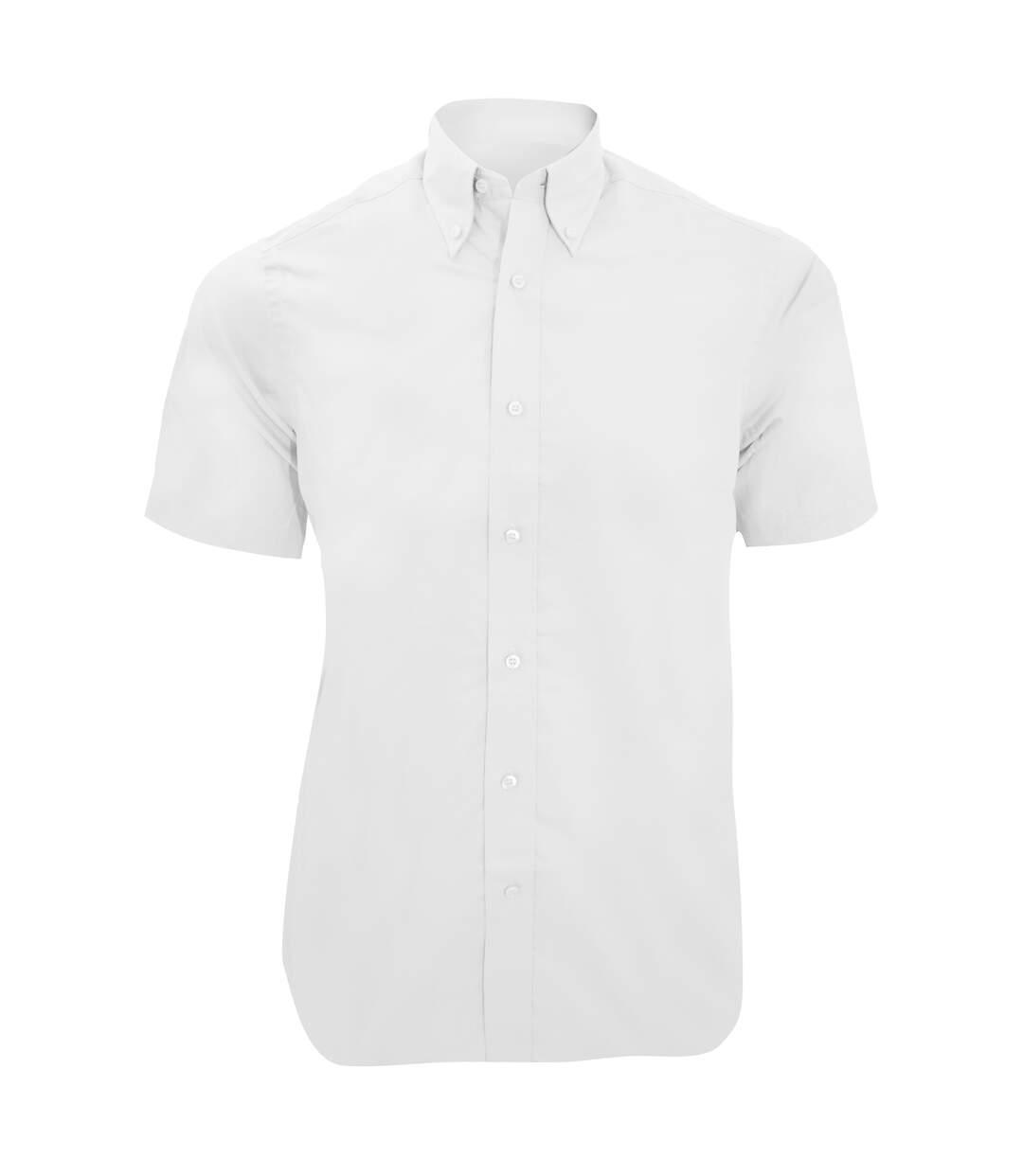 Kustom Kit - Chemise à manches courtes - Homme (Blanc) - UTBC1448