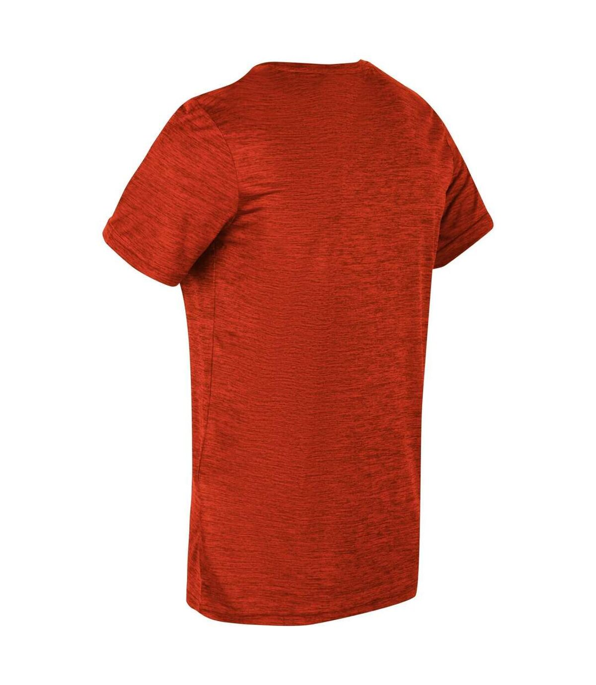 Regatta Mens Fingal Edition Marl T-Shirt (Burnt Salmon Marl) - UTRG5795