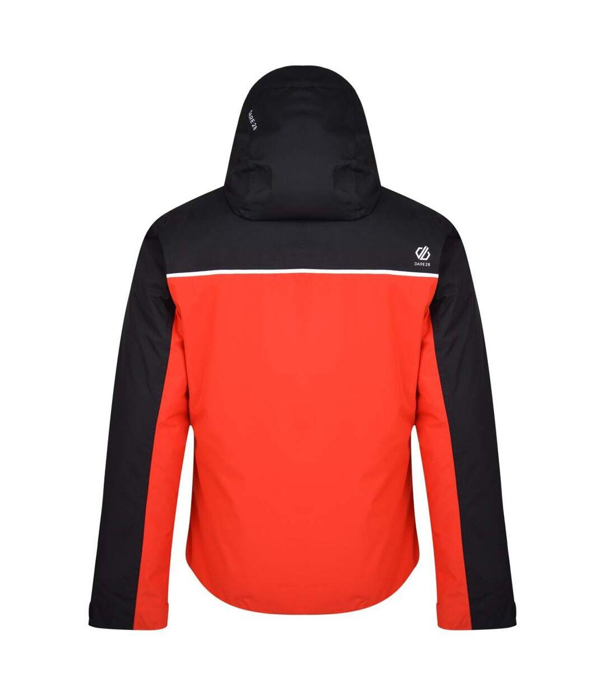 Dare 2B - Veste de ski EXPANSE - Homme (Noir/rouge) - UTRG4327