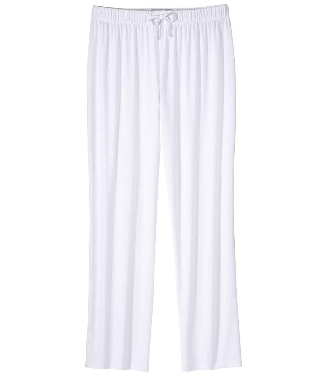 Women's Casual White Pants Atlas For Men
