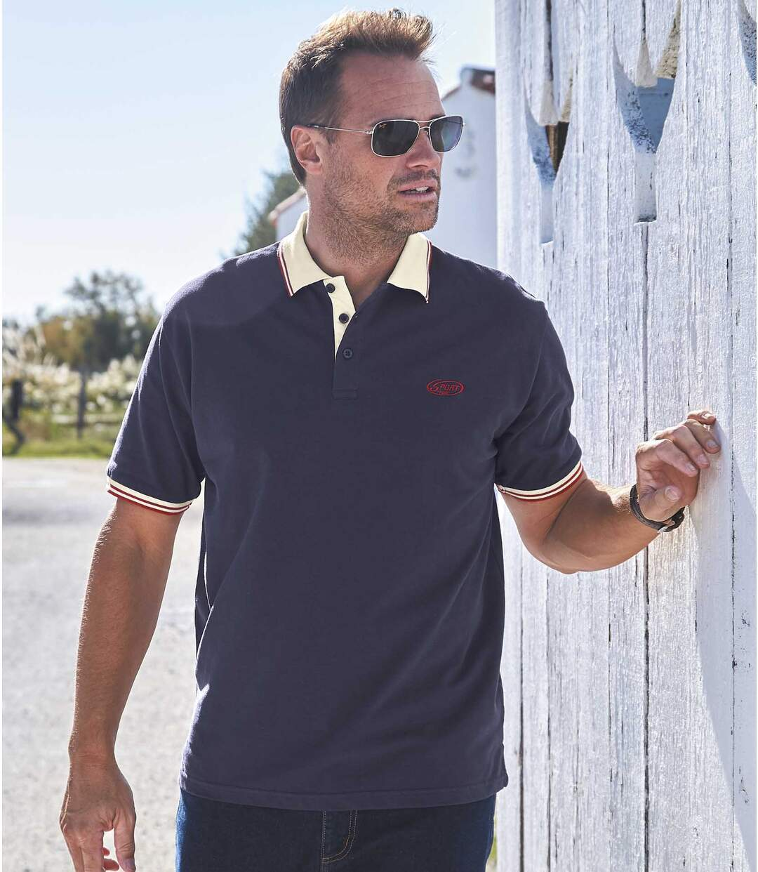 2er-Pack Poloshirts Sporting