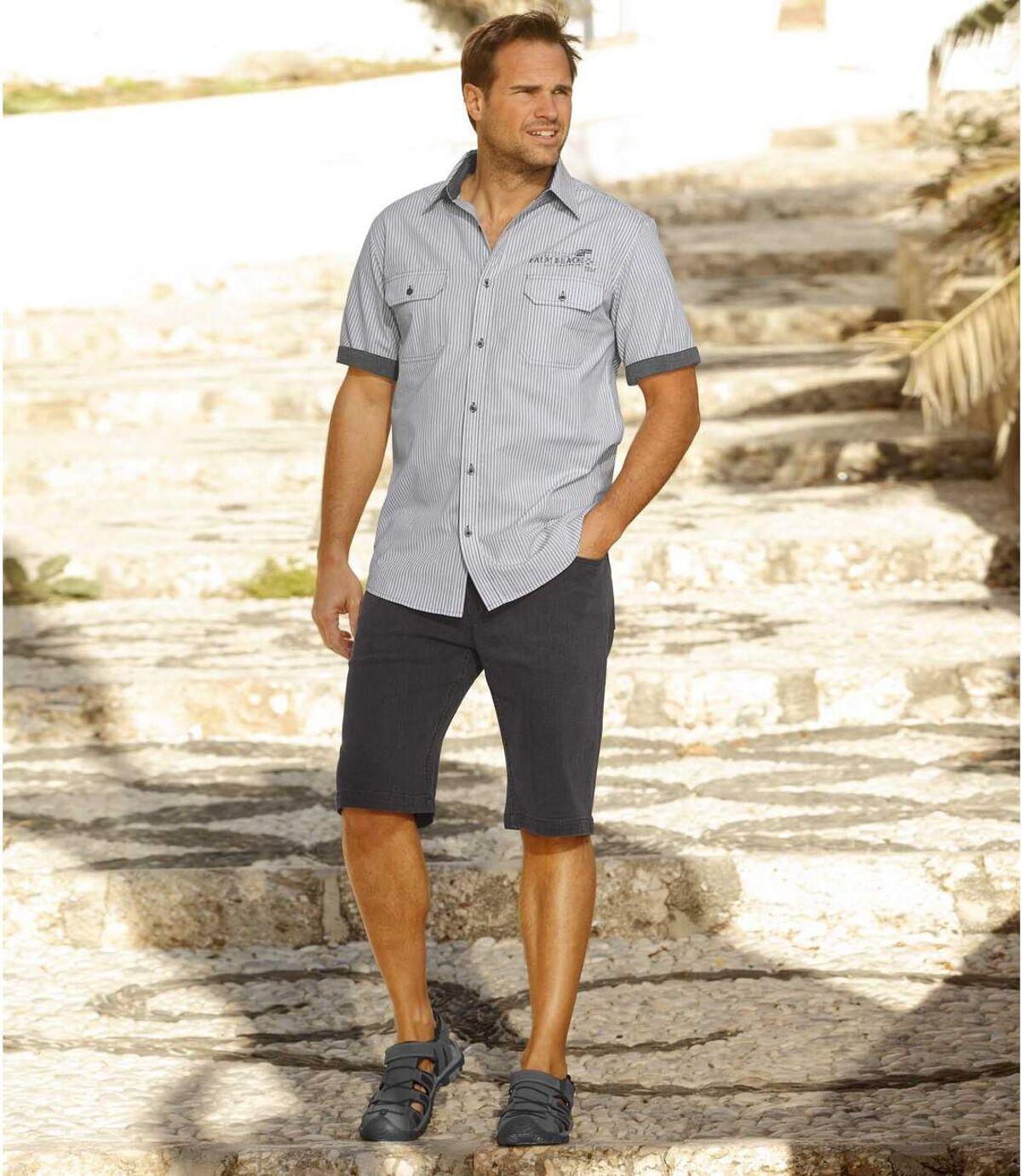 Pevné outdoorové sandály Atlas For Men