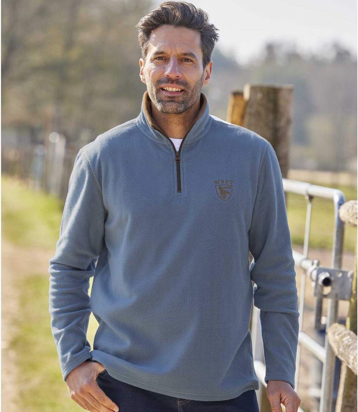 2 darabos, West polár pulóver szett Atlas For Men