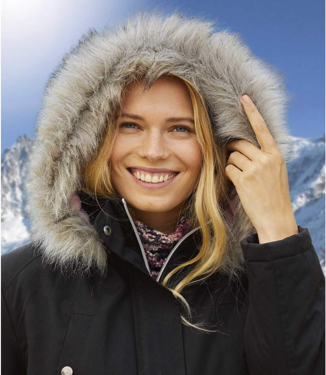 Hřejivá parka Atlas For Women