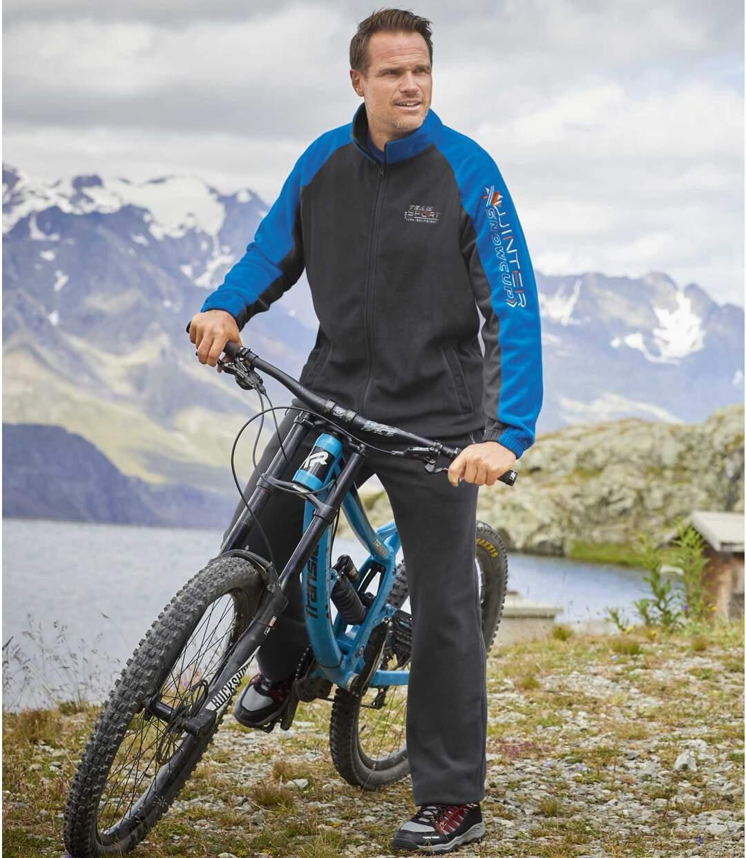 Polarowy komplet dresowy Team Sport Atlas For Men