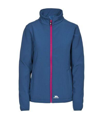 Trespass Womens/Ladies Meena Softshell Jacket (Midnight Blue) - UTTP3316