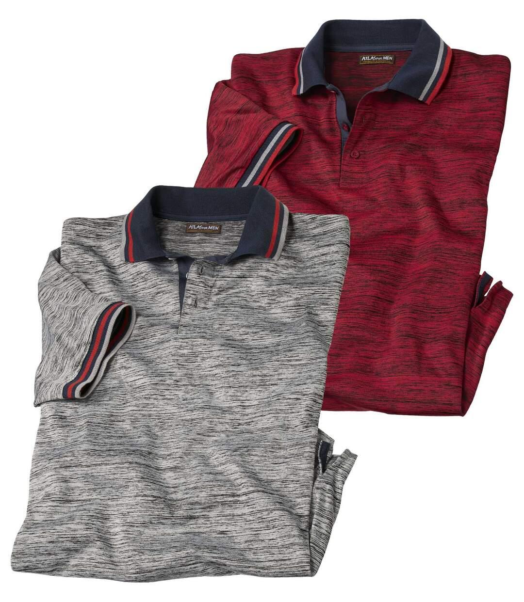 2er-Pack Poloshirts