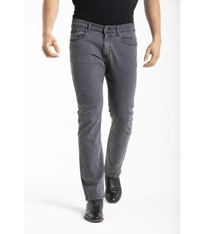 Jeans RL70 coupe droite stretch BARON gris