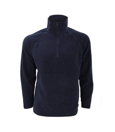 Result Core Micron - Haut polaire - Homme (Bleu marine) - UTBC849