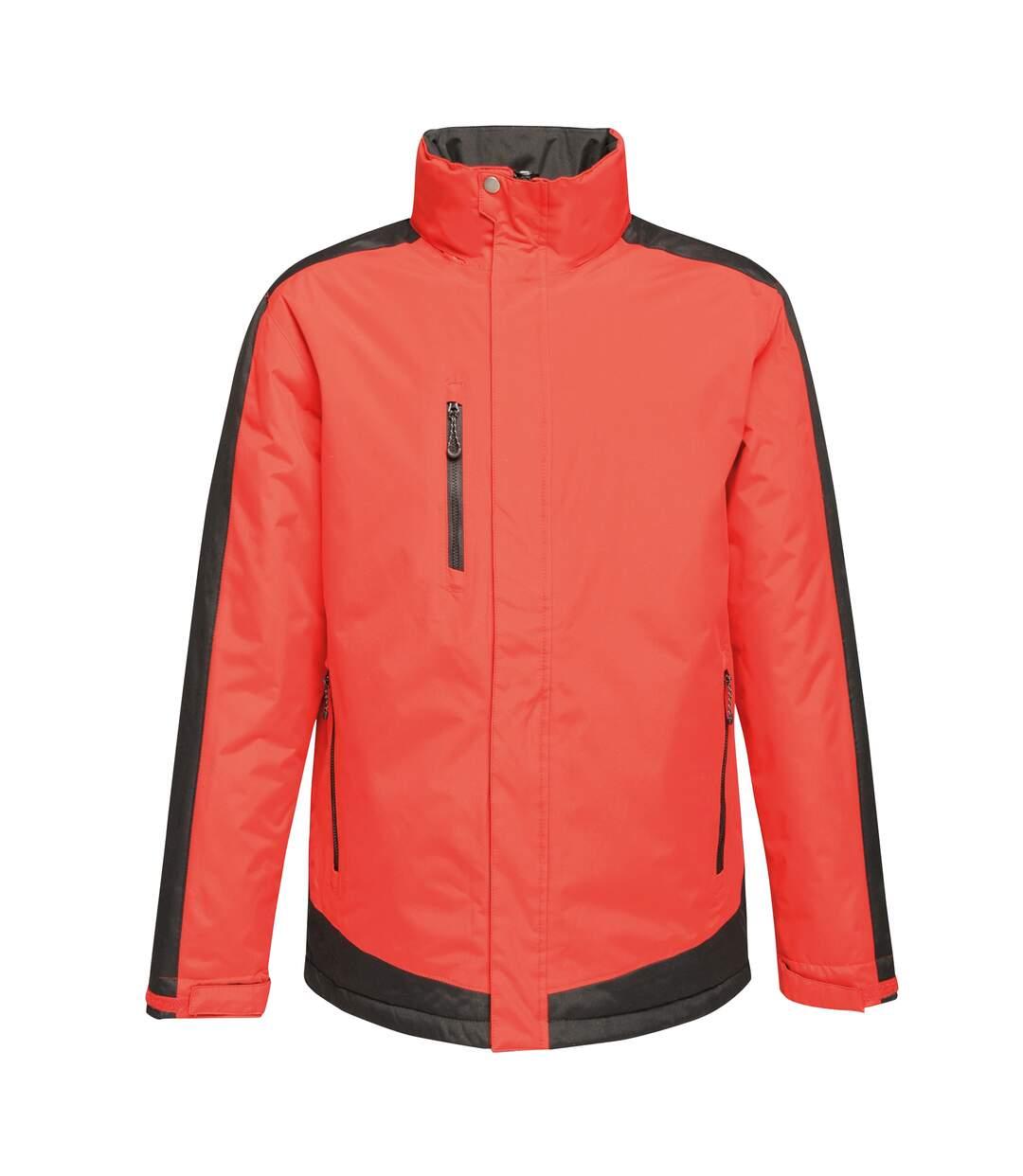 Regatta Contrast Mens Insulated jacket (Classic Red/Black) - UTRW6354