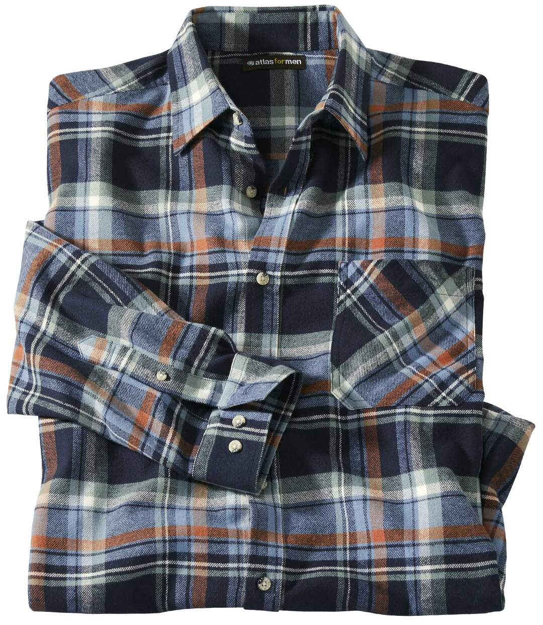 Chemise en Flanelle Winter Time
