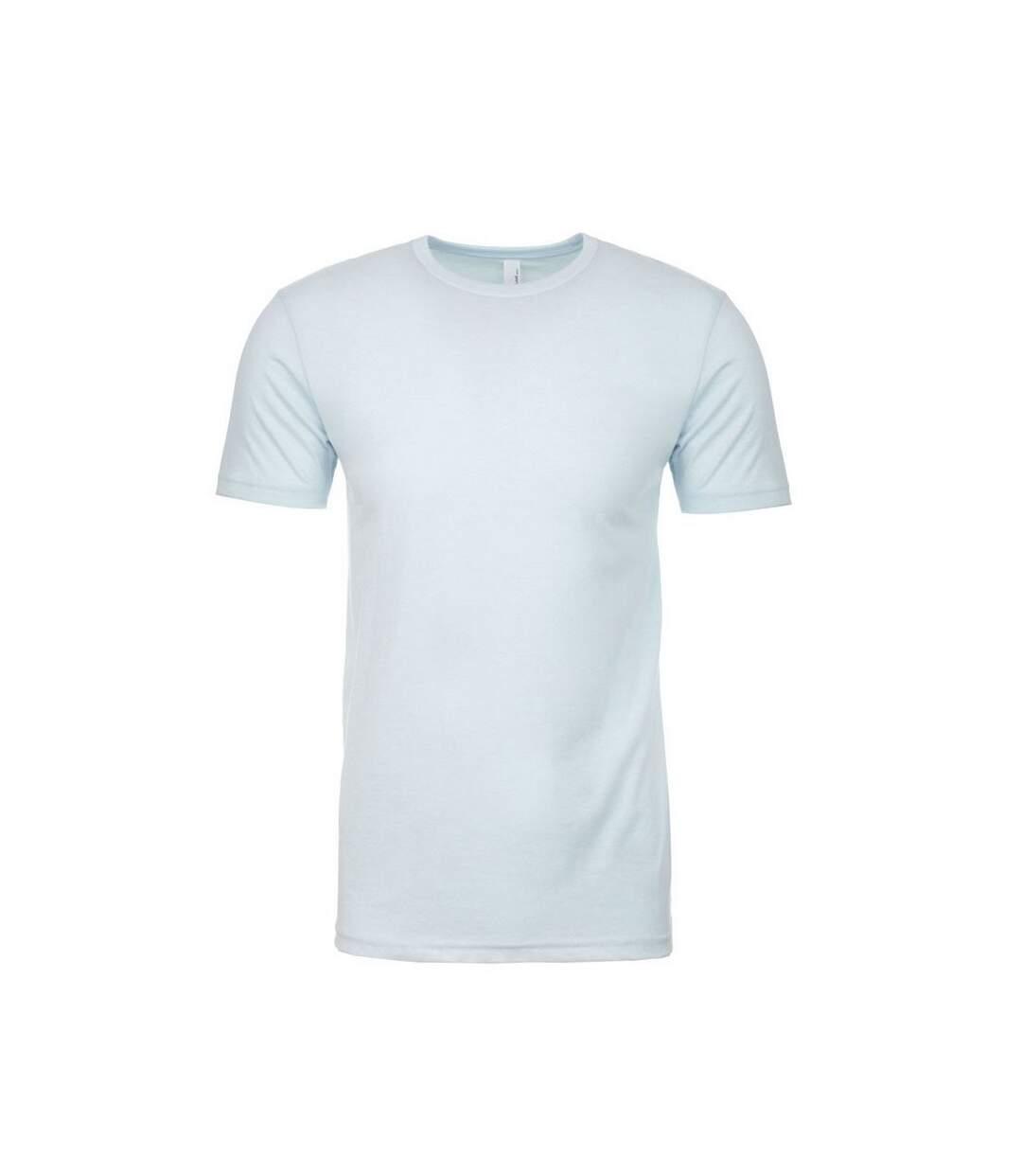 Next Level Adults Unisex CVC Crew Neck T-Shirt (Ice Blue) - UTPC3480