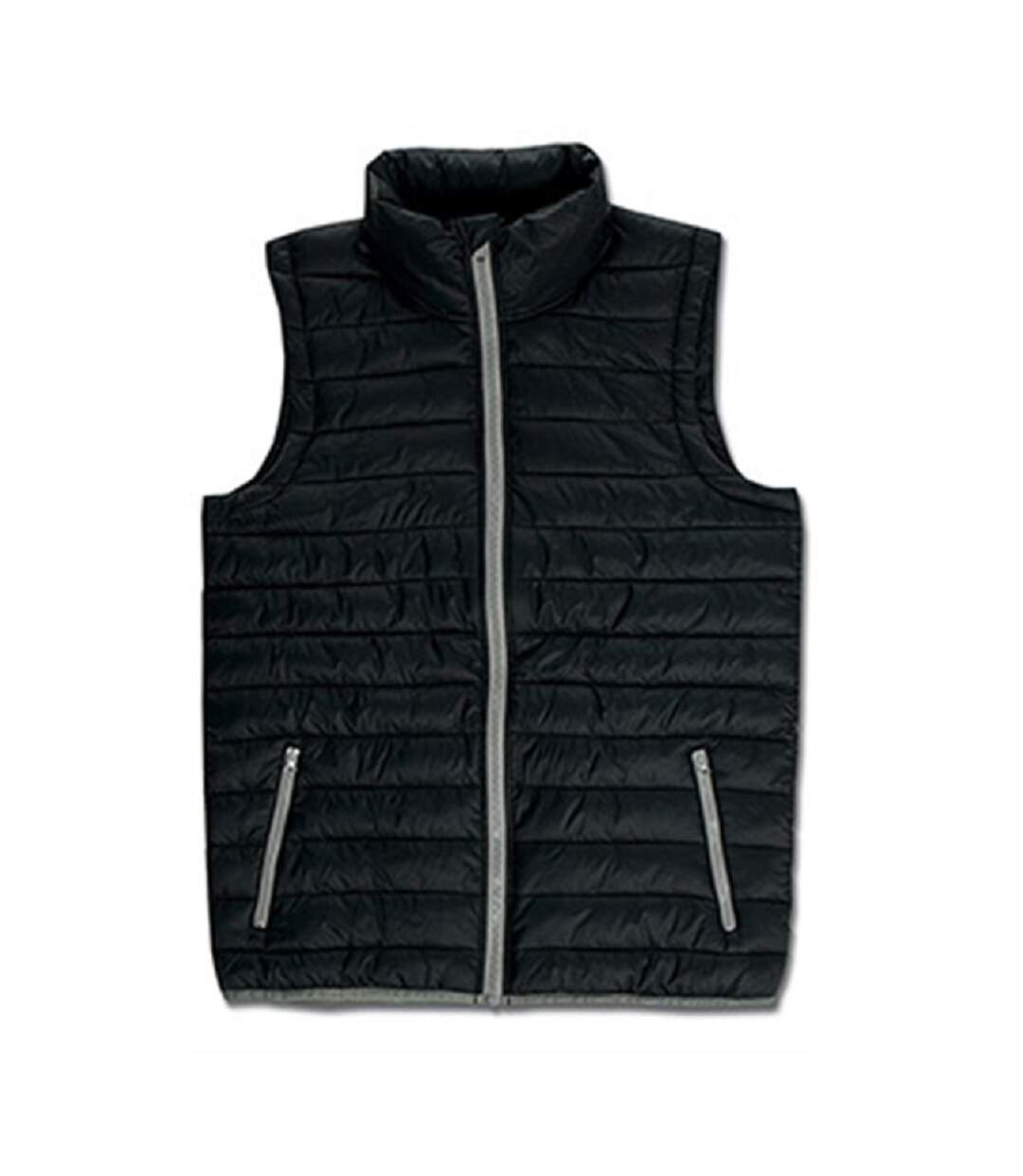 Stedman Mens Active Padded Vest (Black Opal) - UTAB305