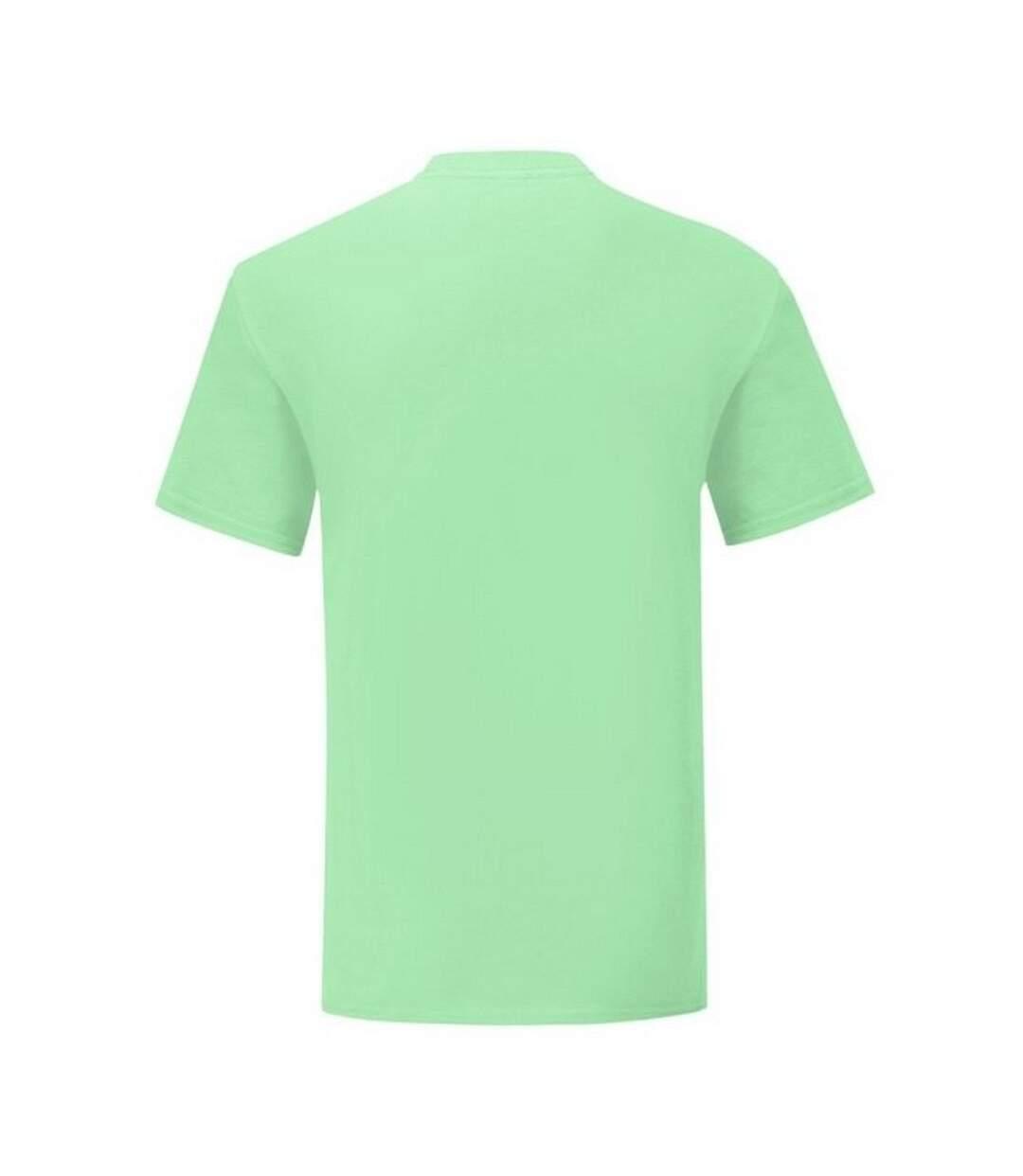 Fruit of the Loom Mens Iconic 150 T-Shirt (Mint Green) - UTBC4769