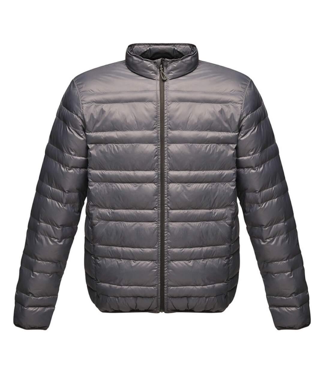 Regatta Professional Mens Firedown Insulated Jacket (Black/Red) - UTPC4051