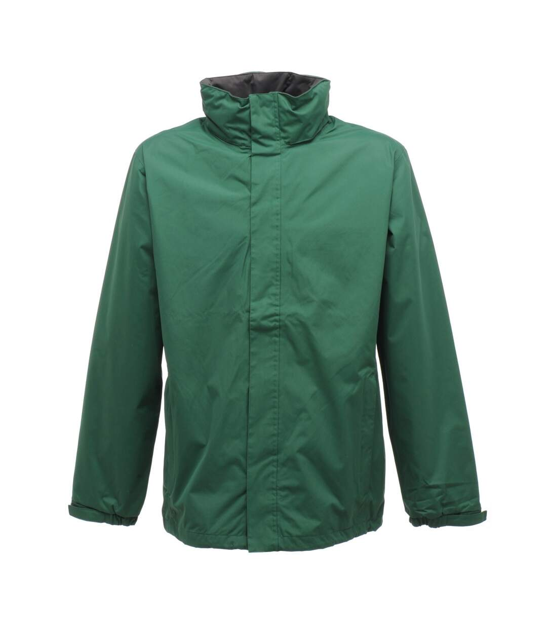 Regatta Mens Standout Ardmore Jacket (Waterproof & Windproof) (Bottle Green/Seal Grey) - UTRG1603