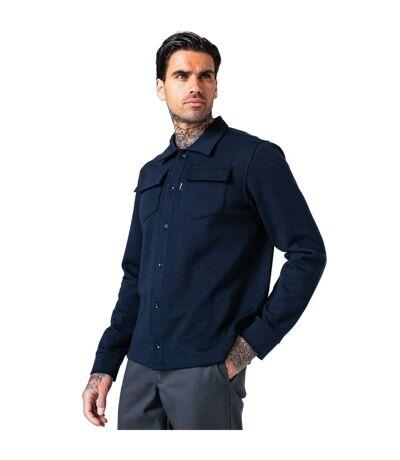 Hype Mens Epworth Sleek Overshirt (Bleu marine) - UTHY4520