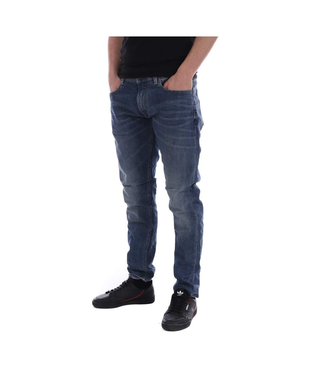 Jeans Bleu Homme Timberland Profile