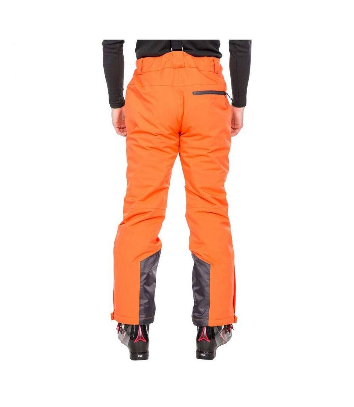 Trespass Mens Trevor Ski Trousers (Orange) - UTTP5222