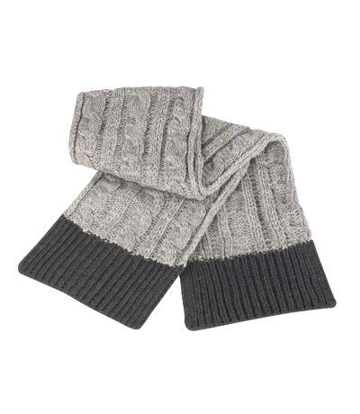Result Unisex Winter Essentials Shades of Grey Scarf (Grey) (One Size) - UTRW3709