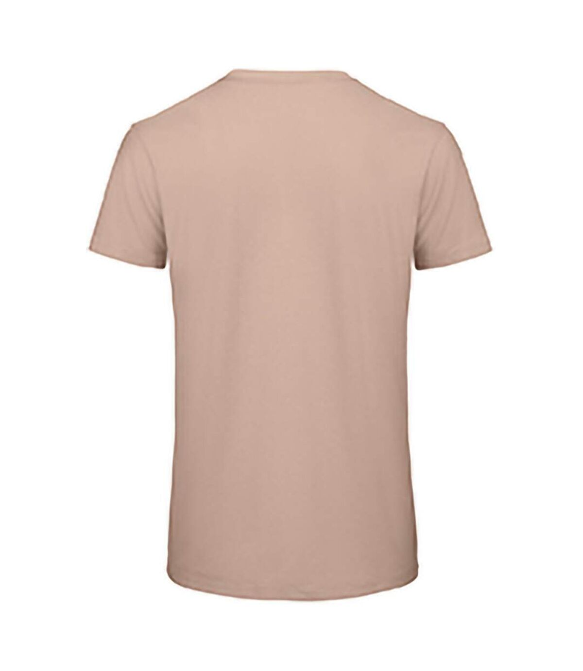 B&C Mens Favourite Organic Cotton Crew T-Shirt (Millennial Khaki) - UTBC3635