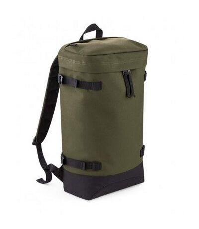 BagBase - Sac à dos urbain (Vert militaire) (Taille unique) - UTPC3228