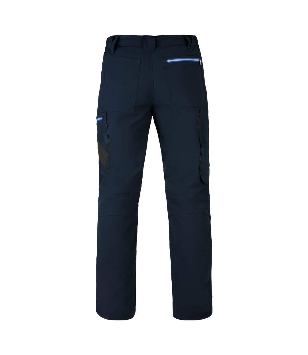 Pantalon de travail Stretch Evolution Würth MODYF Bleu Royal