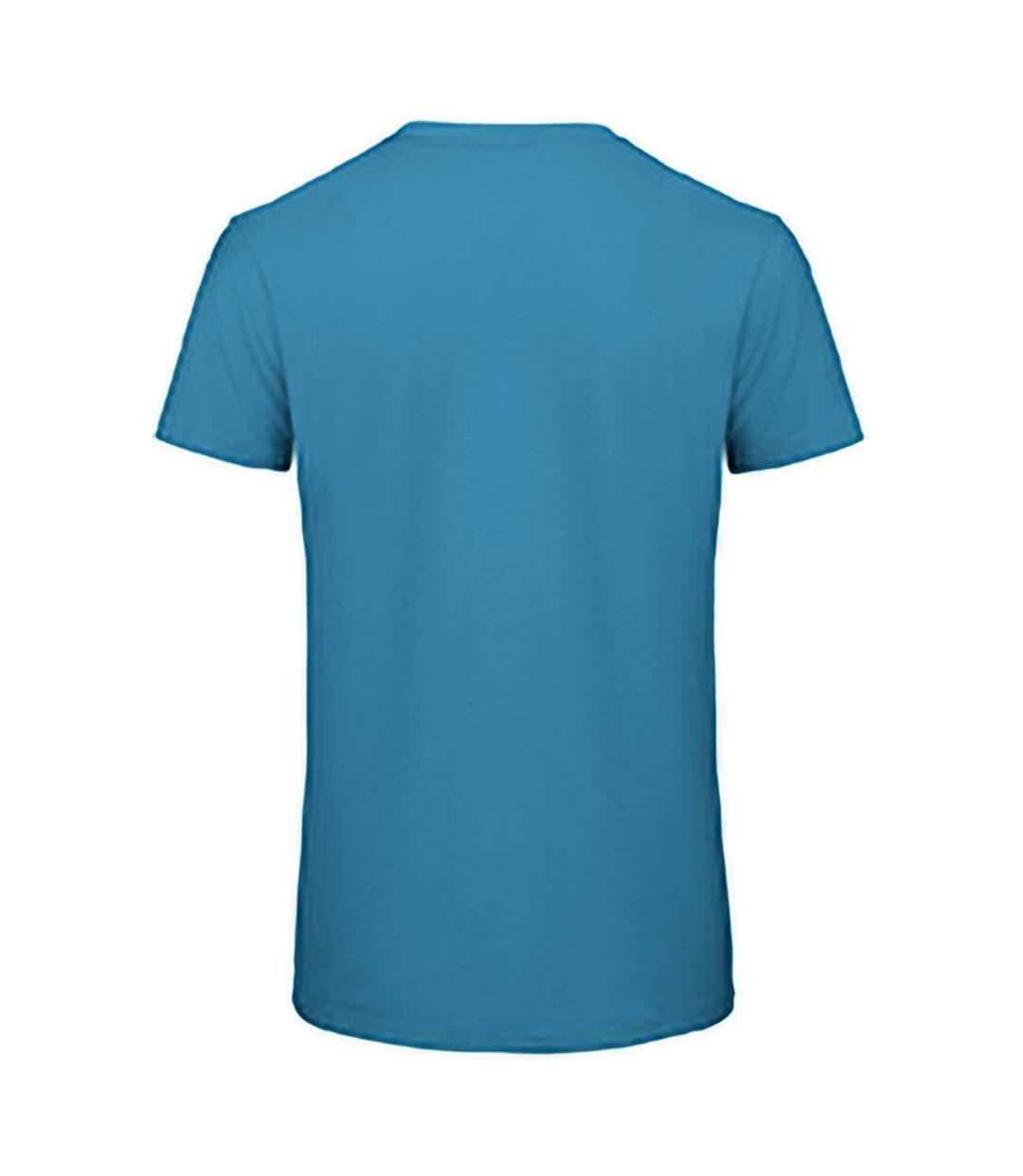 B&C Mens Favourite Organic Cotton Crew T-Shirt (Atoll) - UTBC3635