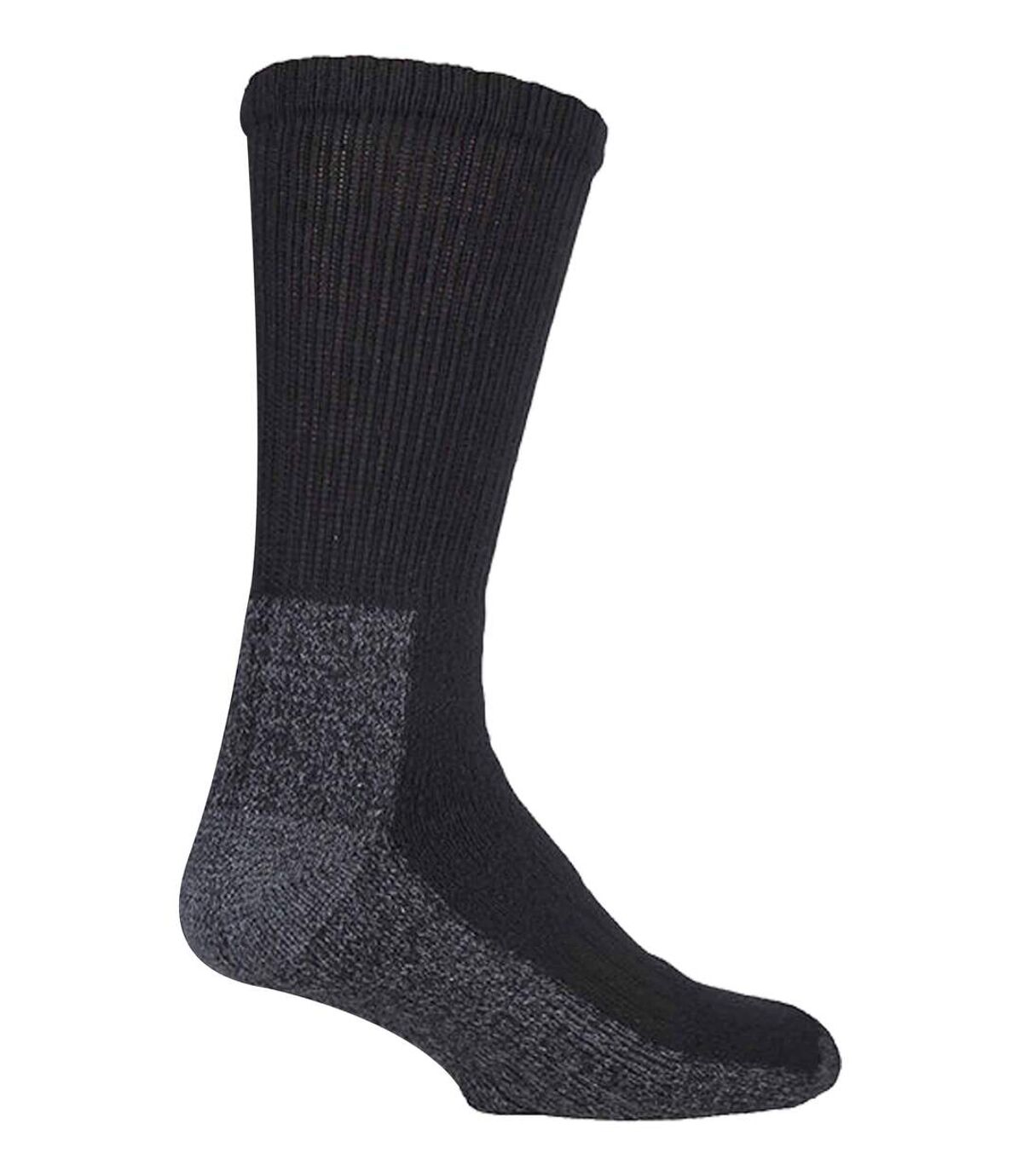 Mens 3 Pk Heavy Duty Work Socks for Work Boots