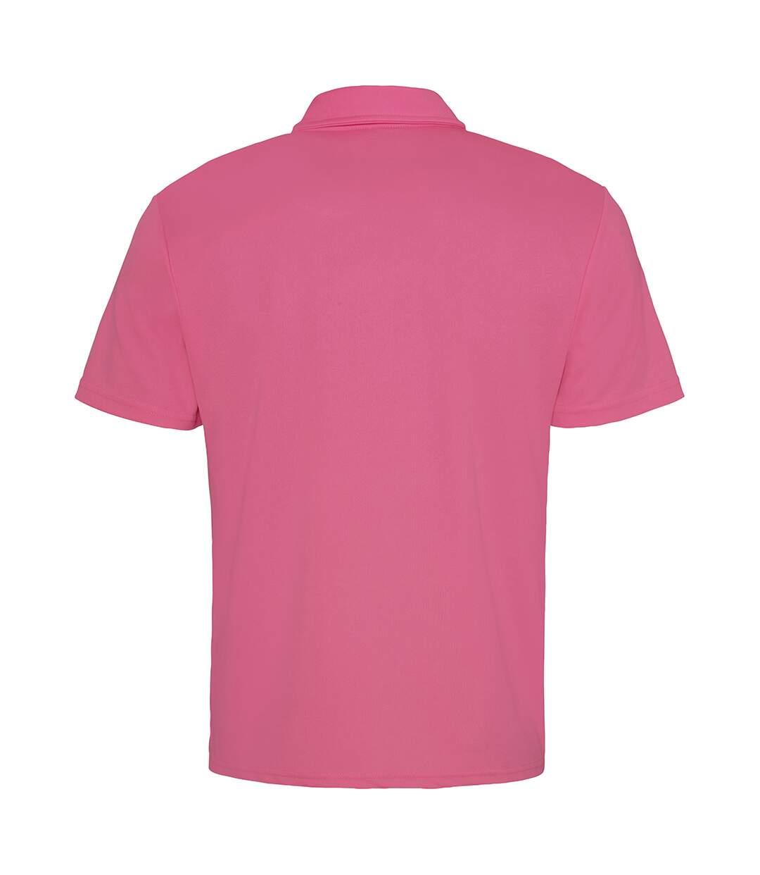 AWDis Just Cool Mens Plain Sports Polo Shirt (Royal Blue) - UTRW691