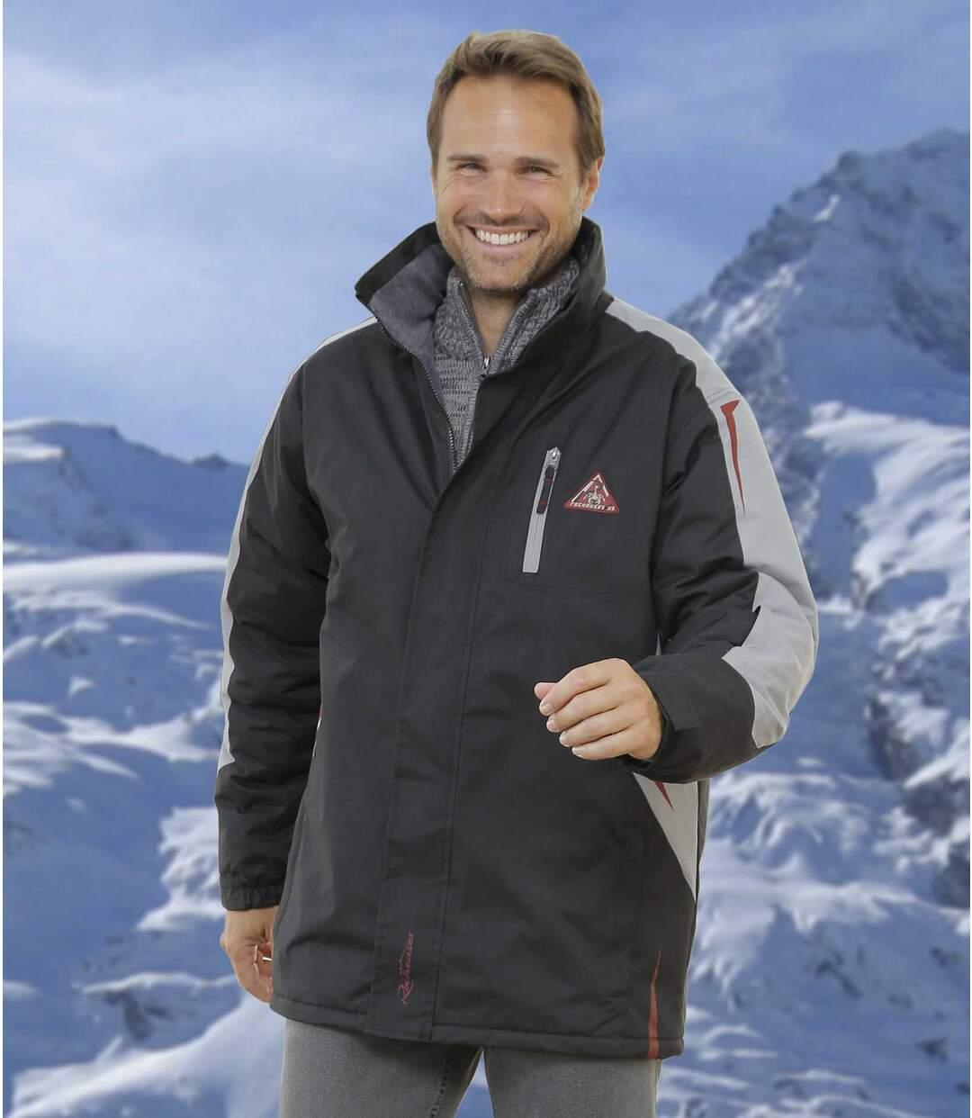 Nieprzemakalna kurtka zimowa High Protection