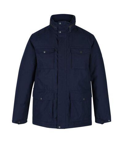 Regatta Mens Eneko Waterproof Insulated Jacket (Navy) - UTRG5572
