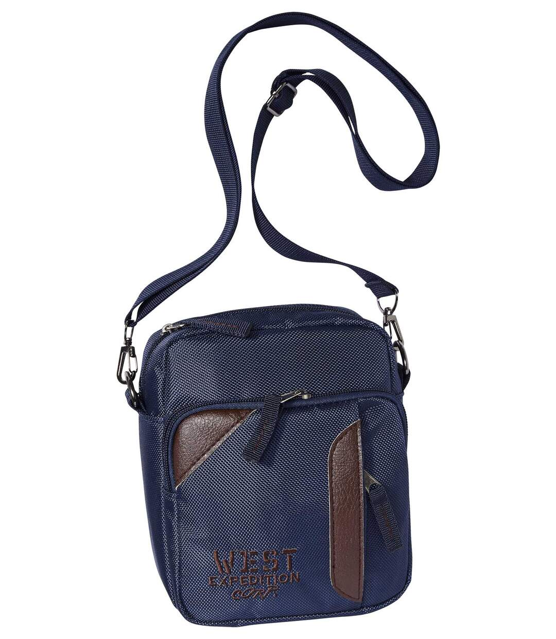 Blue Multi-Pocket Holster Bag