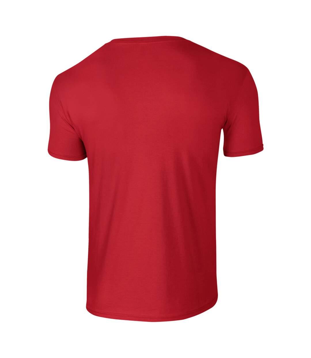 Gildan - T-shirt manches courtes - Homme (Rouge vif) - UTBC484