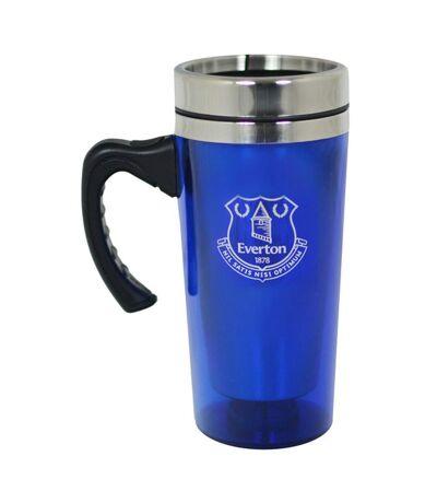 Everton Fc - Mugs Officiel De Voyage Isotherme (Bleu) - UTSG6584